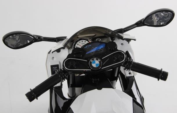 Motocicleta electrica BMW S1000RR 12V Neagra - 3