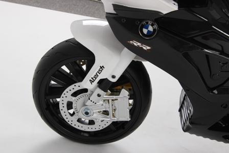 Motocicleta electrica BMW S1000RR 12V Neagra - 4