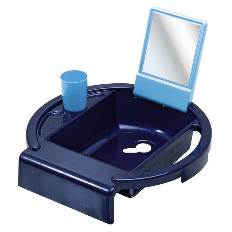 Organizator baie Kiddys Wash Aqua perl Rotho baby-design