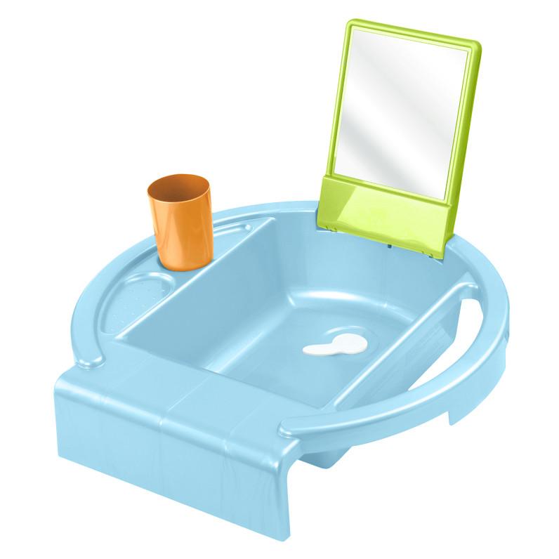 Organizator baie Kiddys Wash aquamarine Rotho baby-design