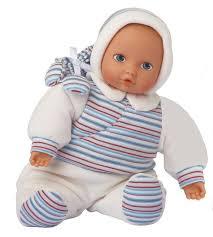 Papusa baiatel mare pentru bebelusi Gotz