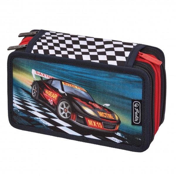 Penar Herlitz echipat triplu Super Racer