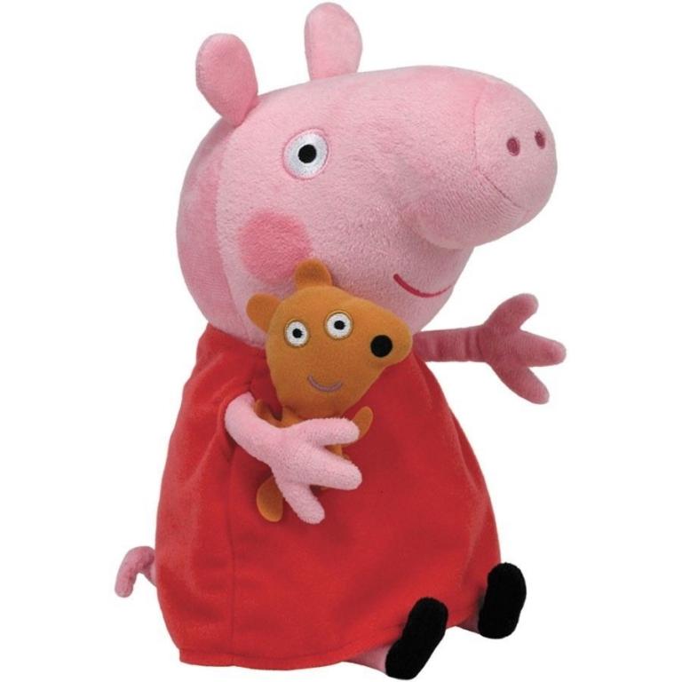 Plus Peppa Pig (24 cm) - Ty