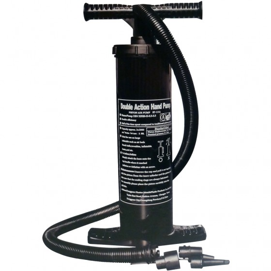 Pompa pentru umflat saltele Globo 60878 4ltr aer imagine
