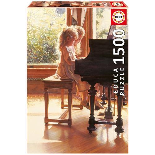 Puzzle 1500 Piese Micutele Pianiste