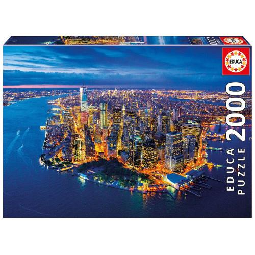Puzzle 2000 Piese Peisaj din New York