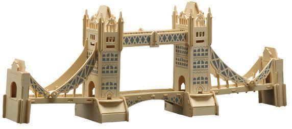 Puzzle 3D Podul Londrei