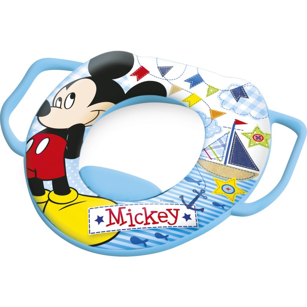 Reductor WC captusit cu manere Mickey Lulabi 8019700
