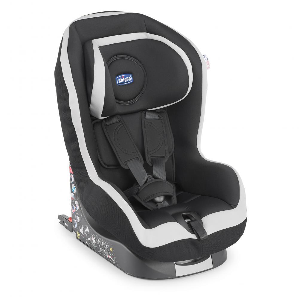Scaun auto Chicco Go-One Baby cu Isofix Coal 12luni+