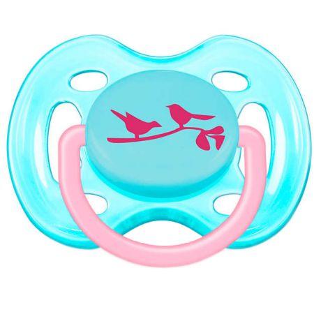Suzeta design fantezie 1 buc 0-6 luni nu contine BPA