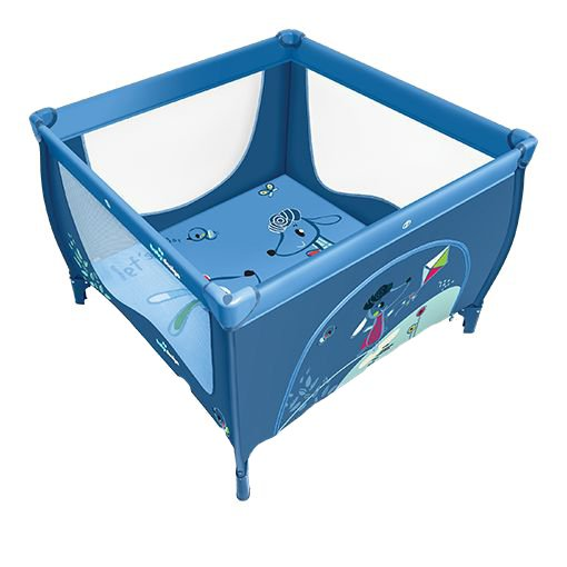 Tarc de joaca Baby Design Play Blue 2016