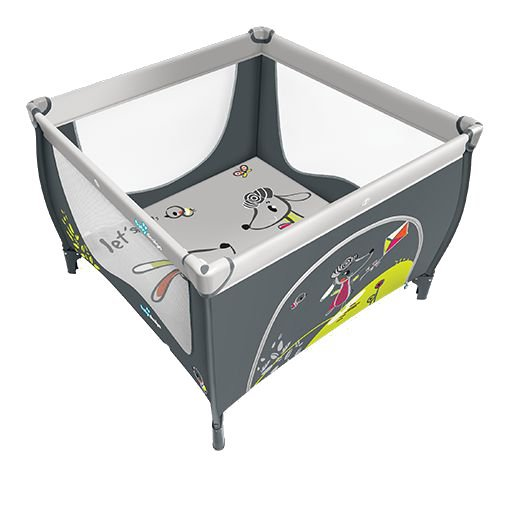 Tarc de joaca Baby Design Play Grey 2016