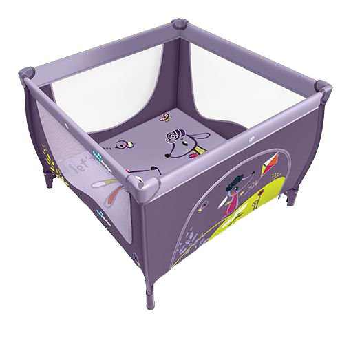 Tarc de joaca Baby Design Play Purple 2016