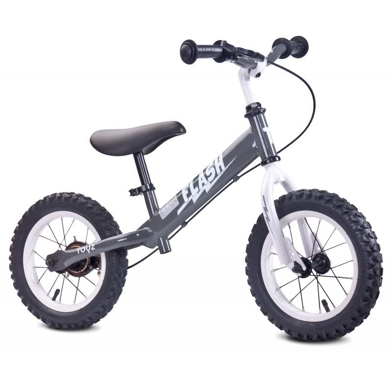 Bicicleta fara pedale Toyz Flash 12 Grey