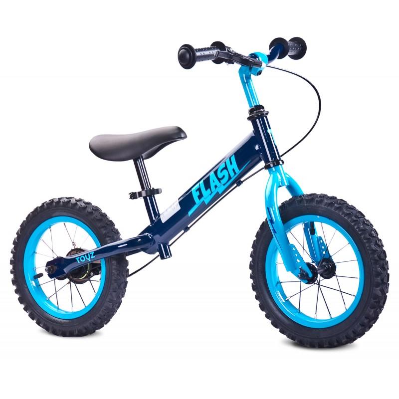 Bicicleta fara pedale Toyz Flash 12 Navy