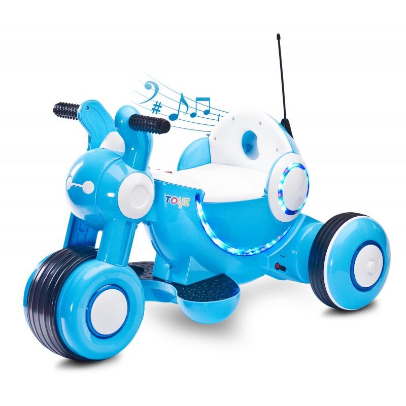 Motocicleta Cu Acumulatori Toyz Gismo 6v Blue