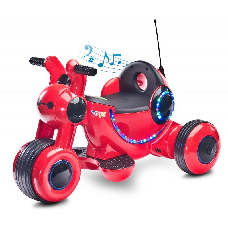 Motocicleta Cu Acumulatori Toyz Gismo 6v Red