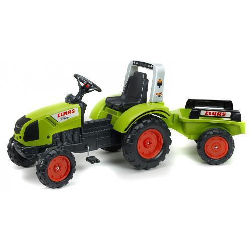 Tractor cu Remorca Claas Arion imagine