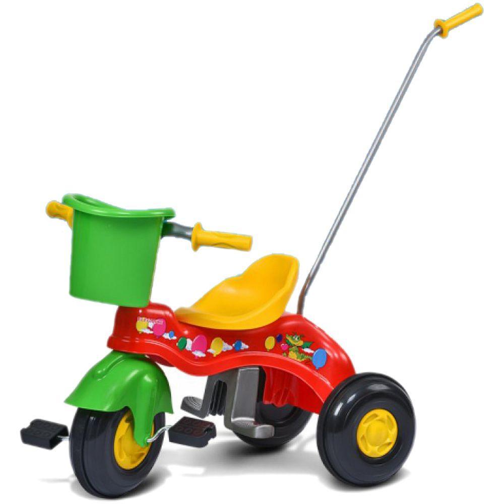 Tricicleta Junior Marmat Rosu