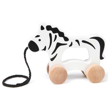 Zebra de plimbat