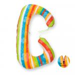 Soft Plus Perna 3 in 1 pentru gravide si bebelusi Curcubeu