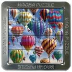 Baloane cu aer cald-3D Puzzle magnetic