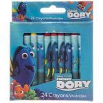 Set de 24 creioane Finding Dory