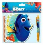 Jurnal cu creion Finding Dory
