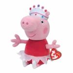 Plus licenta Peppa Pig, balerina (15 cm) - Ty