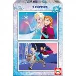 Puzzle Frozen 2 x 20 piese