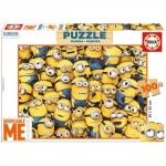 Puzzle din Lemn Minions 100 Piese
