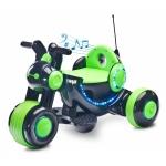 Motocicleta cu acumulatori Toyz Gismo 6V Black