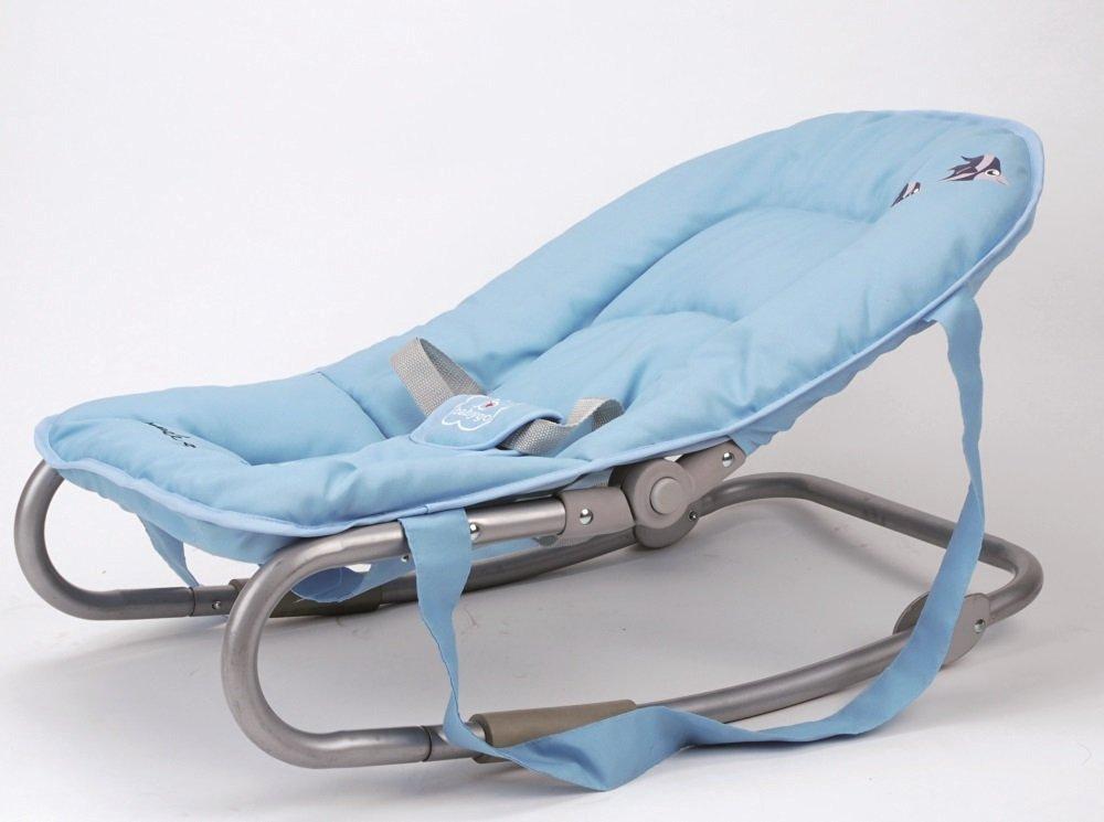 Sezlong Babywippen Blue