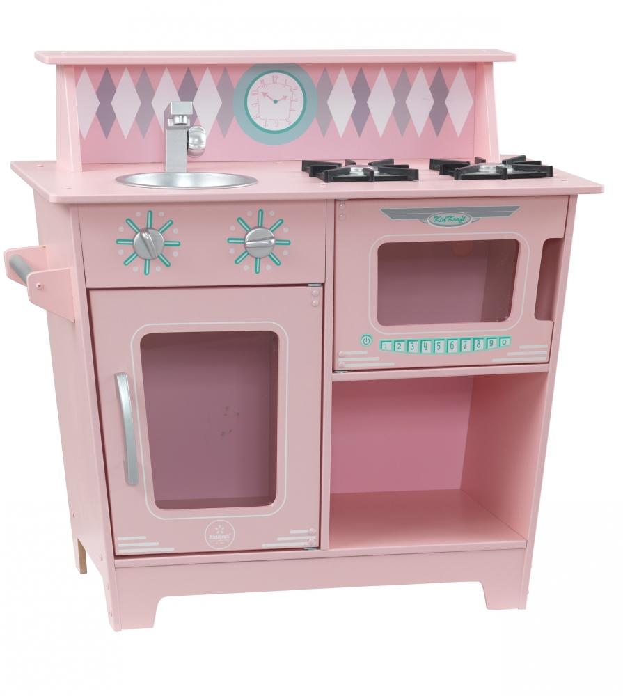 Bucatarie pentru copii Classic Pink