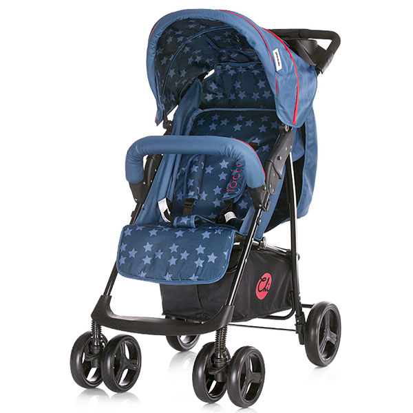 Carucior Chipolino Focus 2 in 1 navy 2016