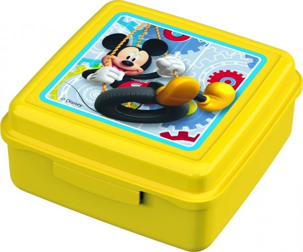 Caserola Cu Capac Pentru Gustari Bbs Mickey Mouse