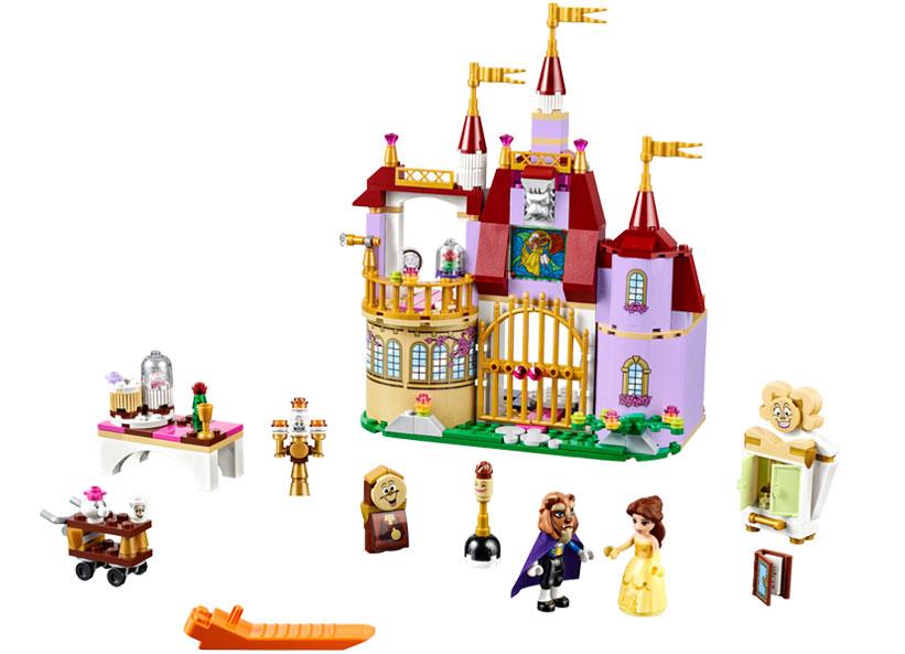 Castelul Fermecat Al Lui Belle (41067)