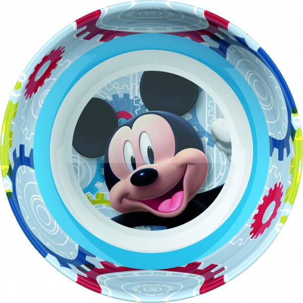 Castron Copii Bbs Mickey Mouse 17 Cm