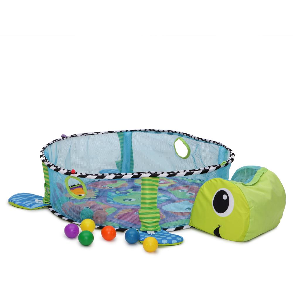 Centru de activitati 3 in 1 Turtle