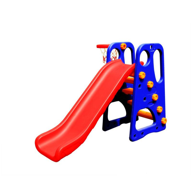 Centru de joaca 2 in 1 Happy Slide Million Baby