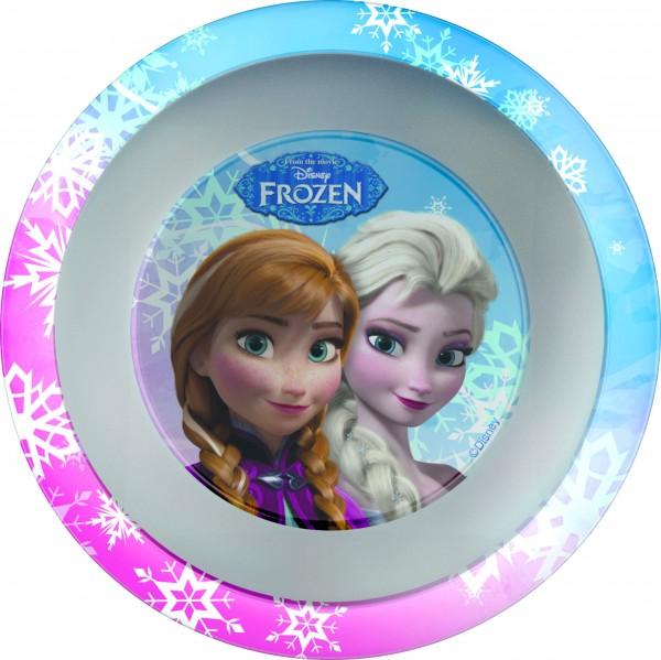 Farfurie adanca pentru copii BBS Frozen 16cm