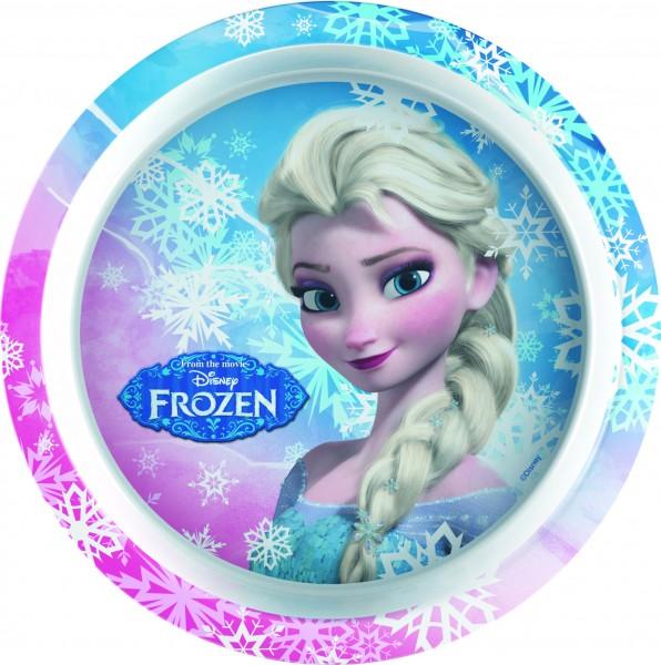 Farfurie intinsa pentru copii BBS Frozen 20cm