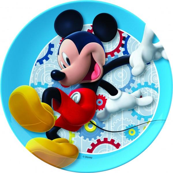 Farfurie Intinsa Pentru Copii Bbs Mickey Mouse 22cm