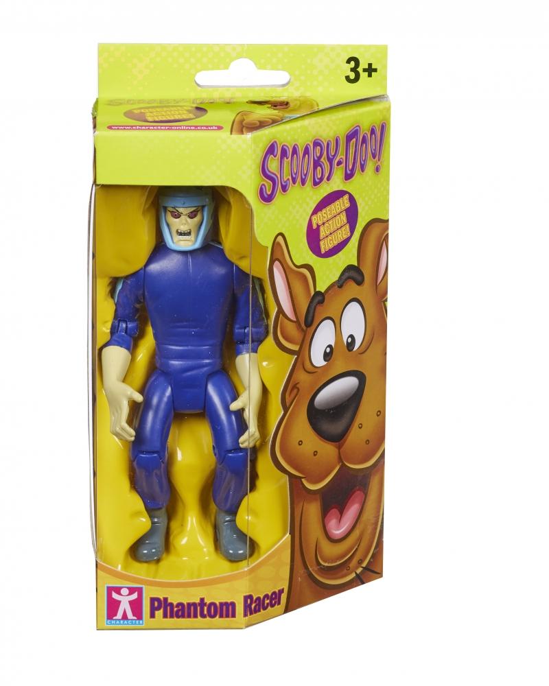 Figurina 13 cm Scooby Doo – Phantom Racer
