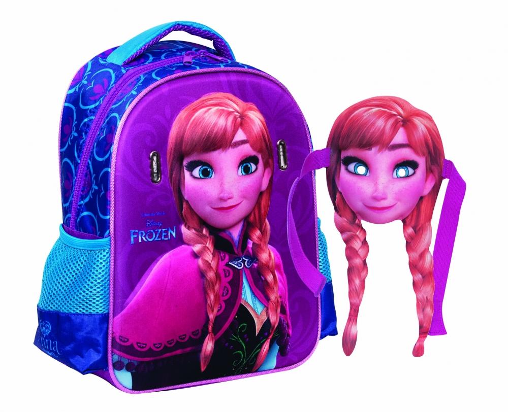 Ghiozdan gradinita Anna - Frozen 3D