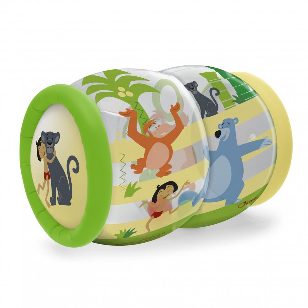 Jucarie Chicco Cilindru muzical Disney Cartea Junglei 6-36 luni