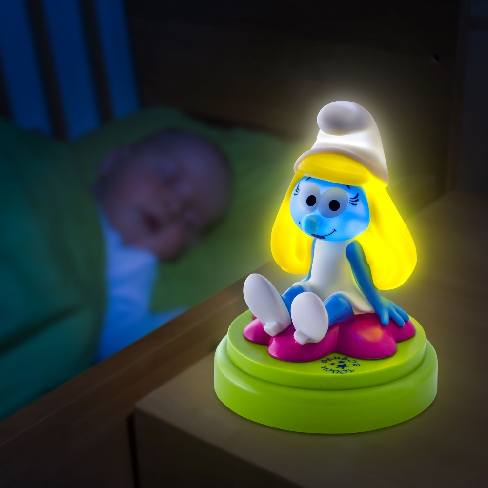 Lampa de noapte Strumfita Ansmann