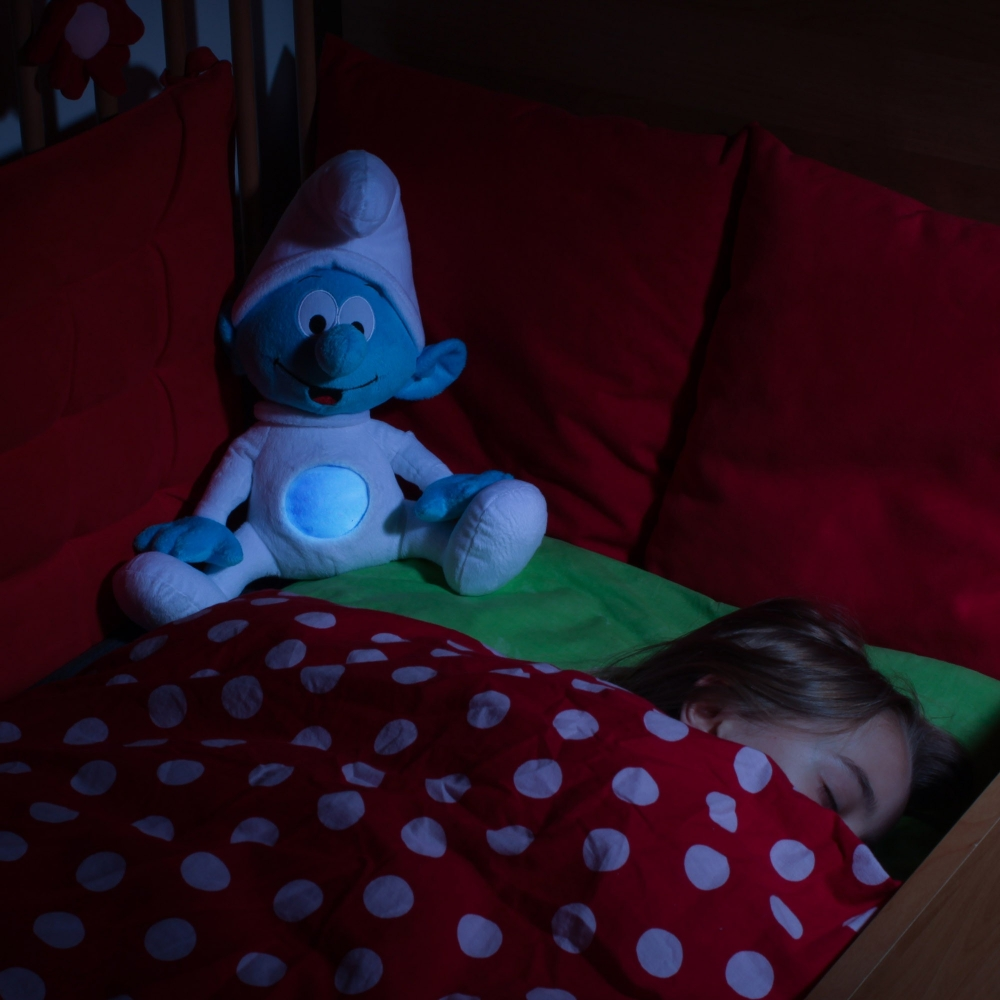 Lampa de noapte muzicala Plus Baby Strumf Ansmann