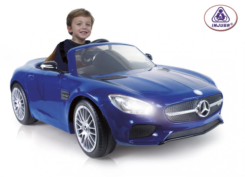 Masinuta electrica Mercedes Benz AMG GT Limited Edition