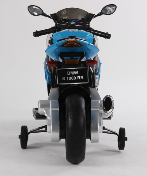 Motocicleta electrica BMW S1000RR 12V Albastra - 2
